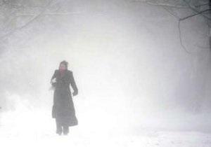 Из-за непогоды 106 украинских населенных пунктов отрезаны от электроснабжения