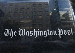 Продажа Washington Post всколыхнула США, символизируя спад газетной индустрии