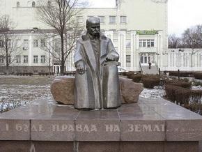 Памятник Шевченко будет установлен в Вильнюсе