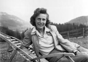 Сегодня - 110 лет со дня рождения Лени Рифеншталь