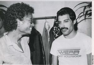 СМИ: Музыканты Queen выпустят совместный диск Майкла Джексона и Фредди Меркьюри