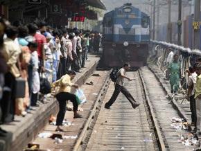 В Индии на железнодорожной станции прогремел взрыв: погибли три человека