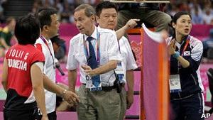 Игры-2012: бадминтонисток могут наказать за  поддавки