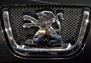За полгода Peugeot Citroen продал 1,86 млн автомобилей