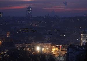 19-летний литовец совершил самоподрыв в центре Вильнюса