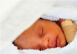 В Казахстане новорожденного назвали в честь саммита ОБСЕ
