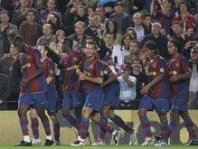 Примера: Барселона не оставила шансов Вальядолиду