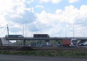 Под Житомиром открыли развязку стоимостью 200 млн грн. До конца года украинцам обещают еще 1,5 тыс. км дорог