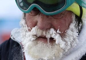 Укргидрометцентр: 11-13 февраля ожидается снижение температуры до -30 градусов