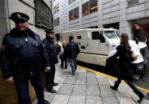В Буэнос-Айресе неизвестные ограбили банк, прорыв 30-метровый тоннель