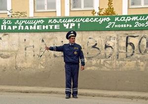 Российским автоинспекторам предложили вооружиться жезлами с встроенным электрошокером