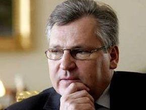 Квасьневский: Размещение ПРО в Польше не является приоритетом Обамы