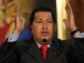 Чавес разочарован политикой Обамы