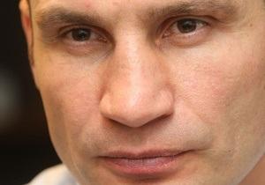 Кличко заявил, что журналисты исказили его слова об УПА