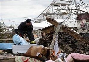 Ураган Сэнди: число жертв в США возросло до 94 человек