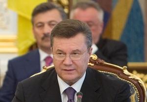Наша Украина заявила, что Янукович развивает страну  по азиатским стандартам