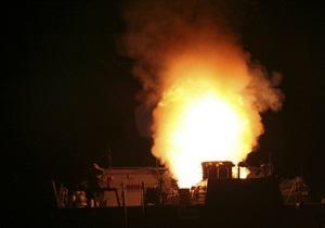 СМИ: Коалиция нанесла новый удар по резиденции Каддафи в Триполи