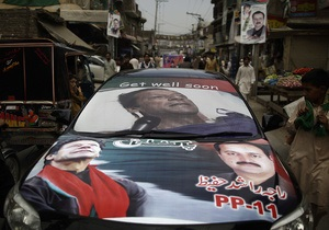 Выборы в Пакистане прошли на фоне волны насилия