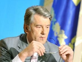 Ющенко встретится с докладчиком ПАСЕ по Голодомору
