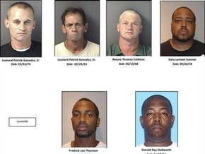 По делу об убийстве многодетной супружеской пары во Флориде задержаны семь человек