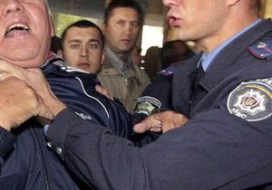Прокуратура Одесской области уличила милиционеров в применении жестоких пыток