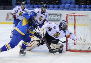 Украинские хоккеисты деклассировали Румынию в первом матче домашнего Еврочелленджа