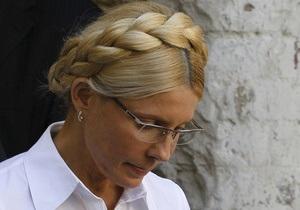 Защита Тимошенко сулит следователю уголовную ответственность за фальсификацию документов