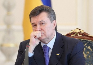 Янукович поручил оказать помощь пострадавшим вследствие пожара в доме престарелых
