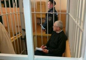 Иващенко приговорен к пяти годам тюрьмы