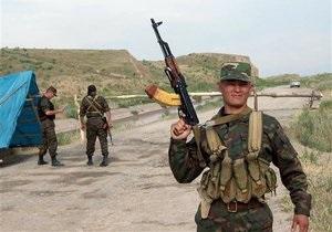 Узбекистан решил ужесточить пограничный режим с Кыргызстаном