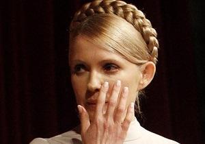 ПР не будет голосовать за декриминализацию статьи, по которой оcуждена Тимошенко