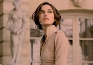 Chanel представила короткометражку с Кирой Найтли