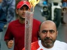 Эстафета Олимпийского огня успешно миновала Оман