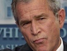 Буш сократил сроки пребывания американских солдат в Ираке