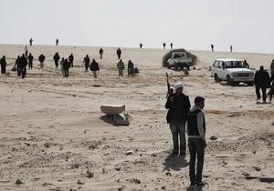 Ливийские повстанцы освободили российских журналистов