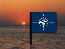 В Одессе провели акцию Украина за НАТО!