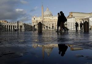 Ватикан - конклаву по избранию нового папы предшествует клятва молчания