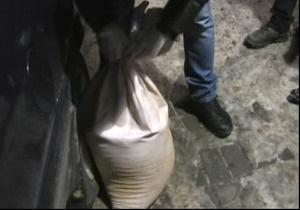 В Киеве милиция изъяла у жителей Тернопольской области опия на 10 млн грн