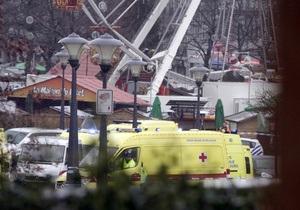 Взрывы гранат в Льеже: число пострадавших возросло до 64 человек