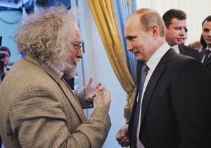 Вы меня поливаете поносом: Путин заявил, что не обижается на главреда Эхо Москвы