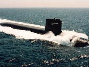 Французская атомная подлодка столкнулась с неизвестным объектом