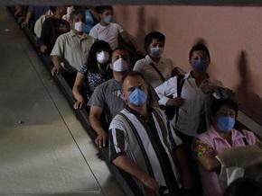 Тимошенко поручила регионам обеспечить население масками