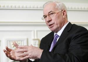 Азаров потребовал от главы Минздрава срочно сменить кадры во избежание отравления детей