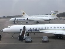 РГ: Ющенко украл самолет