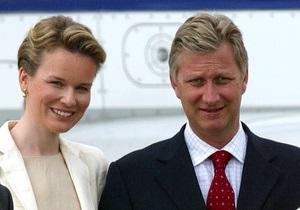Бельгийский принц Филипп прибыл в Украину