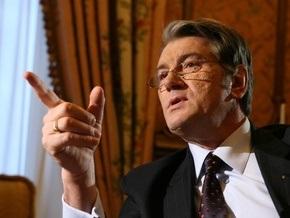 Ющенко поздравил Обаму с Днем независимости США