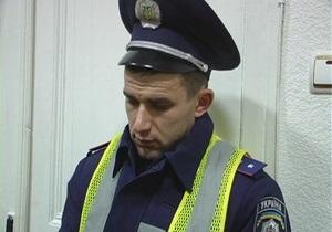 В Николаеве задержан псевдогаишник с зажигалкой-пистолетом