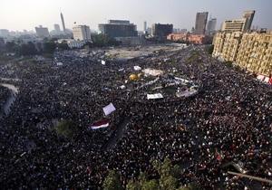 В Египте Военный совет назвал дату выборов президента и принял отставку правительства