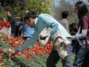 Отец устроившего бойню в бакинском вузе опознал сына
