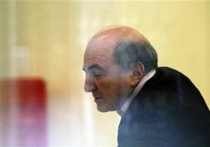 Березовский - Борис Березовский умер - Березовского похоронят не раньше начала мая